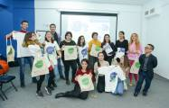 """Break Stereotypes"" – Young European Ambassadors of Azerbaijan organized training"
