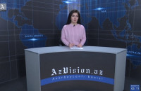 AzVision TV releases new edition of news in English for December 10 - VIDEO