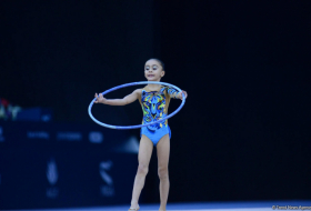 25th Championship of Azerbaijan in rhythmic gymnastics kicks off in Baku