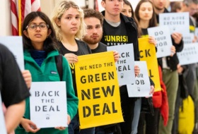 From Yellow Vests to the Green New Deal-  OPINION