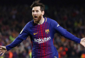 Barcelona star Messi first to score 400 La Liga goals