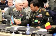 Chief of Azerbaijani General Staff attends NATO meeting