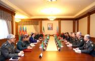 Azerbaijan, Iran discuss prospects for development of military cooperation