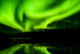 Why are the northern and southern lights different?-  iWONDER