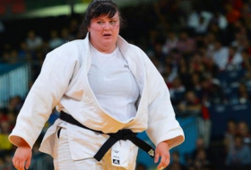 Azerbaijani female judoka claims gold at Tel Aviv Grand Prix 2019