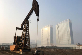 Oil scales 2019 highs on firm China data, Iran sanctions threat
