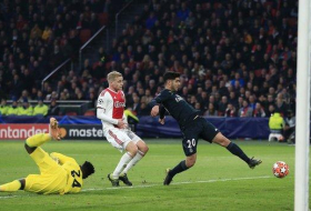 Ajax 1-2 Real Madrid: Champions League holders claim fortunate win in Amsterdam