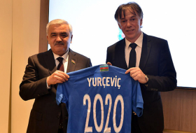 New head coach of Azerbaijan national soccer team appointed