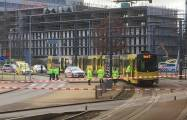 Gunman opens fire on a tram in Holland,  wounding several people