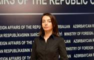 Armenian PM's statement can be described as attempt to mislead own population - MFA