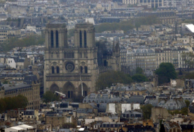 Notre-Dame's artworks to be transferred to Louvre museum