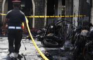 Isis  claims responsibility for Sri Lanka bombings