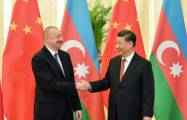 China supports territorial integrity of Azerbaijan, says Chinese president