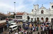 Easter Day bombs kill 138 in attacks on Sri Lankan churches, hotels - UPDATED