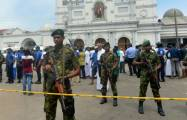 Blasts at Sri Lanka hotels and churches kill 156 - UPDATED