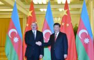 "Azerbaijan actively promoted ""One Belt, One Road"" project within initiatives put forward - Ilham Aliyev"