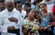 Death toll from Sri Lanka bombing attacks rises to   359  : police