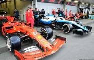 Baku preparing cars for F1 SOCAR Azerbaijan Grand Prix 2019