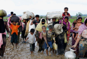 'People are dying': U.N. official urges aid access for Myanmar's Rakhine state