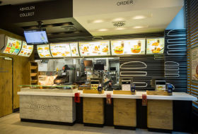 McDonald's in Austria offers hotline to embassy