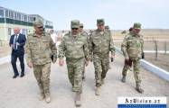 Azerbaijani defense minister inaugurates new training center - PHOTOS