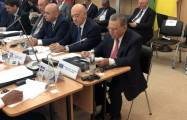 Head of Azerbaijani Presidential Administration attends int'l security meeting in Russia