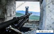 Comparatively quiet situation observed on LoC of Azerbaijani, Armenian troops