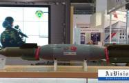 Azerbaijan showcases defense products at int'l expo in Moscow - PHOTOS