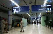 Yemen's Houthis hit Saudi airport, killing   one  , wounding   21