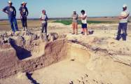 Azerbaijani, Italian archaeologists conduct field work in Ganja and Goranboy