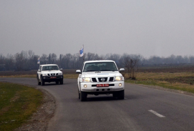 OSCE monitoring on Azerbaijan-Armenia border ends without incident