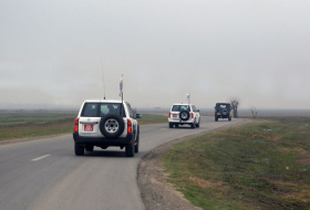 OSCE to hold monitoring on contact line between Azerbaijani, Armenian troops