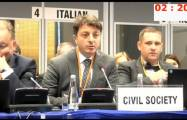 Azerbaijani representative appeals to OSCE -   VIDEO