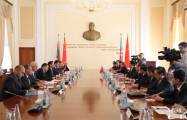 Azerbaijani PM meets with chairman of Standing Committee of Chinese National People's Congress