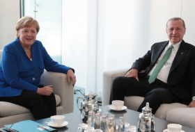 Turkey's Erdogan, Germany's Merkel discuss migration, Syria, Libya