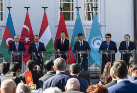 10th Extraordinary Meeting of Council of Foreign Ministers of Turkic Council held in Hungary