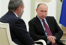 Putin rejects Armenia PM request for bilateral talk