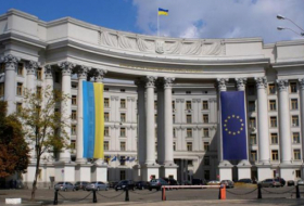 Ukrainian Foreign Ministry: So-called 'elections' in Nagorno-Karabakh violate principles of international law