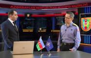 NATO Rear Adm. hails strength of Azerbaijani military servicemen -  VIDEO