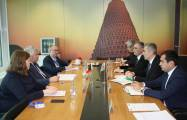 Head of Azerbaijan State Migration Service on working visit to Belgium -  PHOTO