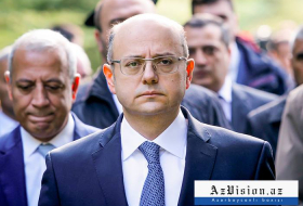 Azerbaijani energy minister leaves for U.S.