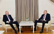 President Ilham Aliyev receives BP Chief Executive Officer