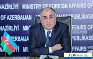Azerbaijani FM to meet with EU High Representative and Commissioner