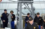 Turkish delegation oversees training exercises of Azerbaijan Naval Forces