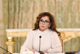 Mehriban Aliyeva sends birthday greetings to TASS First Deputy Director General
