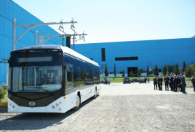 Ganja Automobile Plant capable of providing Azerbaijan with modern vehicles