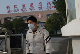 China reports 2,744 confirmed cases of new coronavirus pneumonia,  80 deaths