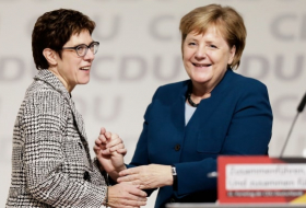 Why Angela Merkel's successor resigned -  iWONDER