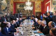 Azerbaijani, Italian presidents hold expanded meeting