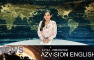 AzVision TV releases new edition of news in English for February 26 -  VIDEO